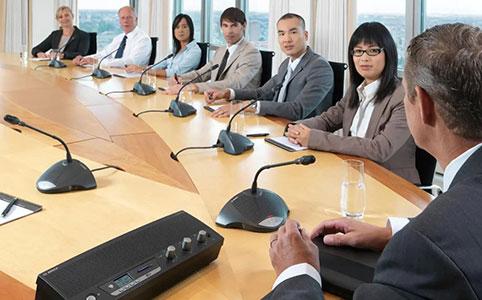 Hệ thống hội thảo BOSCH CCS900