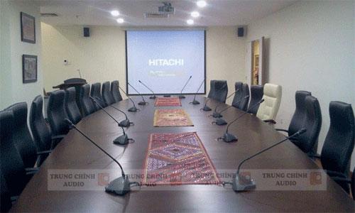 Hệ thống hội thảo, hội nghị, âm thanh phòng họp trực tuyến cho các ỦY BAN QUẬN HUYỆN