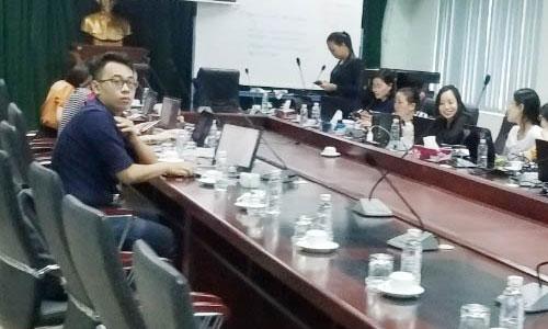 Ứng dụng Hệ thống hội thảo BOSCH CCS 1000D : âm thanh phòng họp Đài Truyền Hình Việt Nam