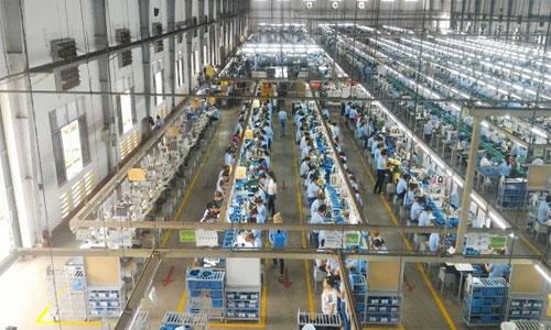 Loa thông báo nhà xưởng + Micro Bosch thông báo nhà máy
