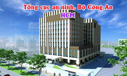 Hệ thống hội thảo, hội nghị Bosch CCS1000D phòng họp Bộ Công An HCM