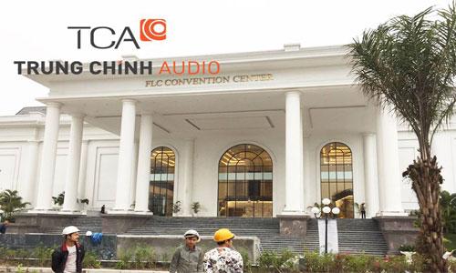 Hệ thống âm thanh Bosch: FLC Ha Long Bay Golf Club & Luxury Resort