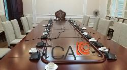 Hệ thống hội thảo BOSCH CCS 1000 – Công ty Tài chính Cổ phần Điện lực