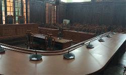 Hệ thống hội thảo Bosch CCS1000D – Tòa án nhân dân tối cao Hà Nội