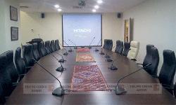 Hệ thống hội thảo, hội nghị, phòng họp BOSCH CCS 900 – Dự án BOSCH_003